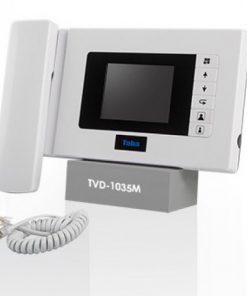 گوشی در باز کن تصویری رنگی تابا مدل TVD-1035