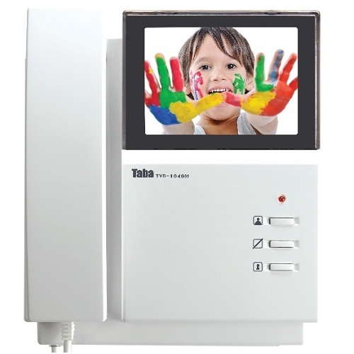 گوشی در باز کن تصویری رنگی تابا مدل TVD-1040M200