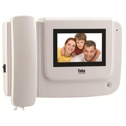 گوشی در باز کن تصویری رنگی تابا مدل TVD-1043I