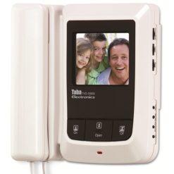 گوشی در باز کن تصویری رنگی تابا مدل TVD-1090M200