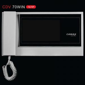گوشی در باز کن تصویری رنگی کامکث مدل CDV 70WIN