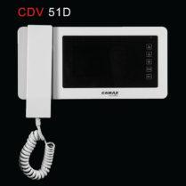 گوشی در باز کن تصویری رنگی کامکث مدل CDV 51D