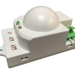 سنسور حرکتی MICROWAVE روکار حساسیت 3 تا 2000 لوکس