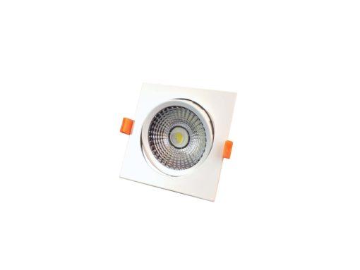 چراغ های COB - DOWN LIGHT مربع لنز دار