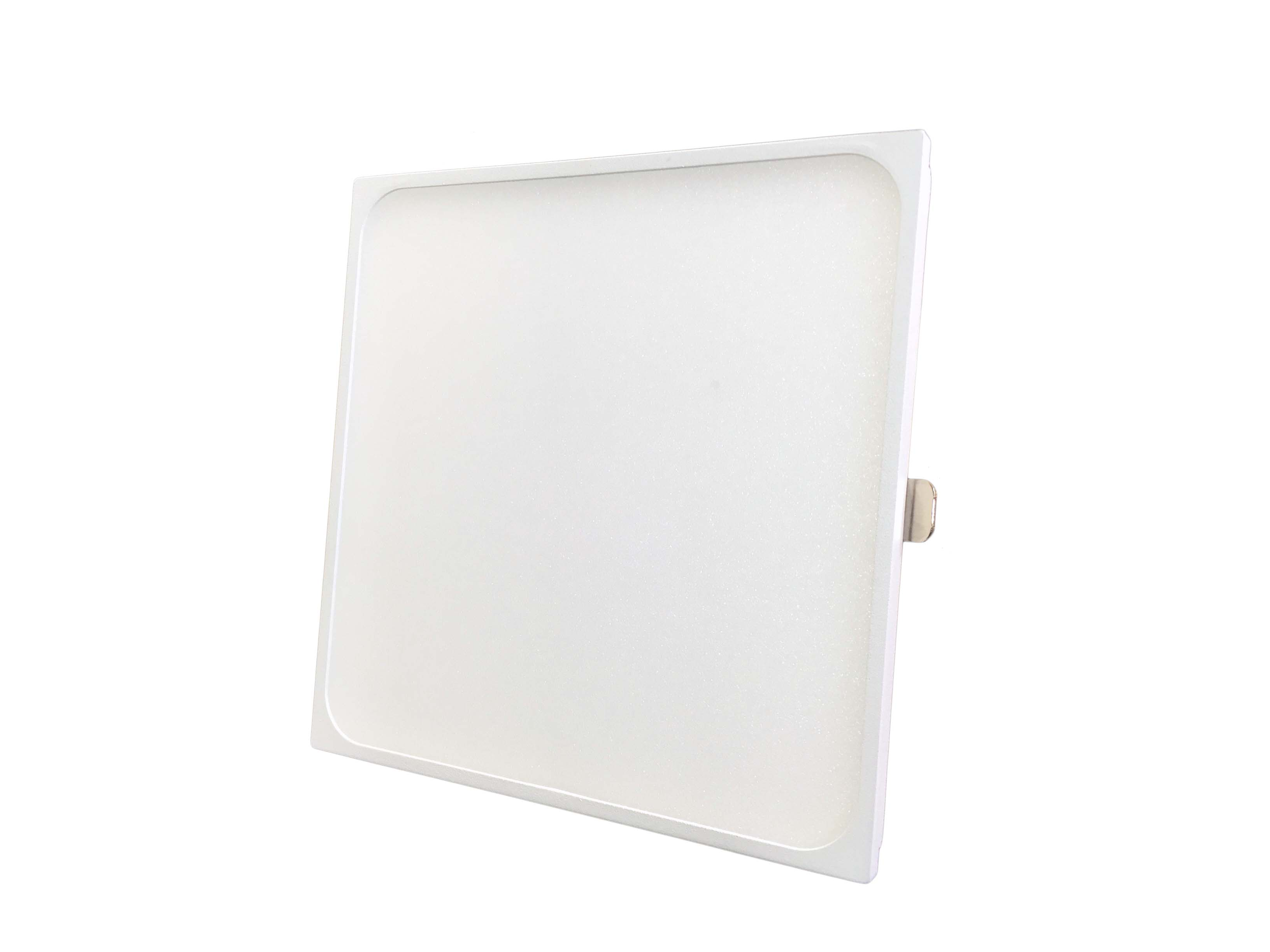 پنل SMD - DOWN LIGHT توکار مربع با لبه روکار در رنگهای آفتابی و مهتابی