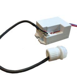 سنسور حرکتی INFRARED مدل لنزی حساسیت 3 تا 2000 لوکس