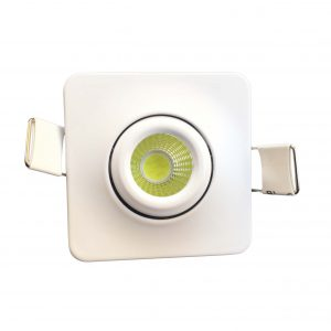 چراغ COB - DOWN LIGHT شفاف متحرک در رنگهای آفتابی و مهتابی