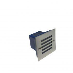چراغ توکار پله ای IP65 - SMD در رنگ های آفتابی و مهتابی