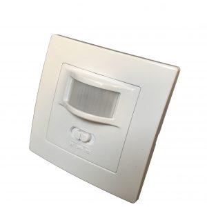 سنسور حرکتی INFRARED توکار کلیدی حساسیت 3 تا 2000 لوکس