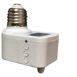 سنسور حرکتی MICROWAVE سرپیچی آویز حساسیت 3 تا 2000 لوکس
