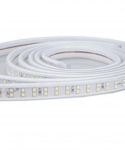 ریسه های دو لاین 220 ولت SMD 2835 IP65 در رنگ های آفتابی، مهتابی، زرد و استاندارد