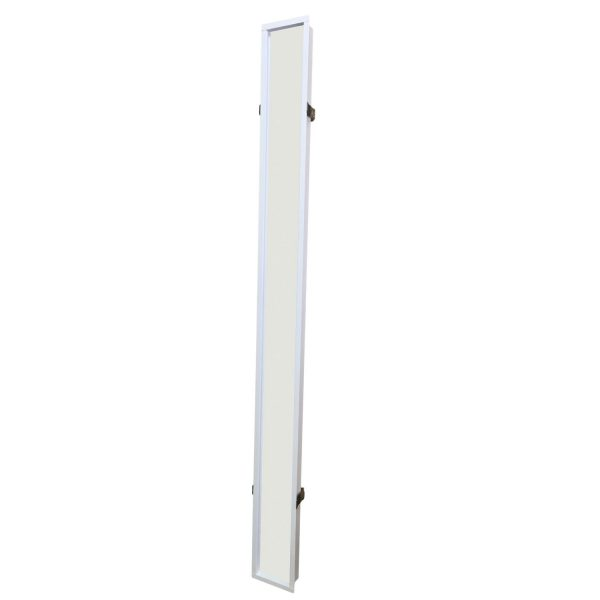 پنل توکار خطی SMD بدنه سفید در رنگهای آفتابی، مهتابی و استاندارد 4000K