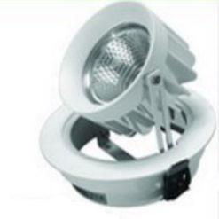 چراغ COB - DOWN LIGHT با قابلیت تنظیم در دو محور افقی و عمودی