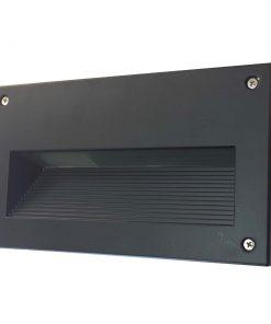 چراغ توکار پله ای IP54