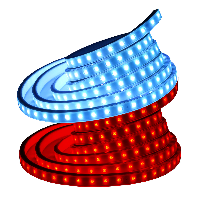 ریسه های نئون 220 ولت SMD 5050 IP65