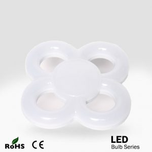 لامپ حبابی طرح گل 28 وات