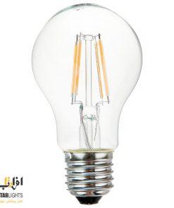 لامپ فیلامنتی حبابی افراتاب