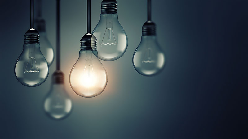 کاهش مصرف انرژی و افزایش طول عمر لامپ ها
