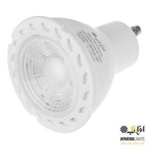 لامپ ال ای دی COB طرح هالوژن ۵ وات افراتاب