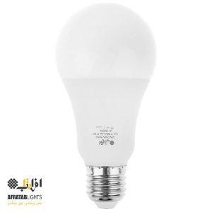 لامپ ال ای دی حبابی 12 وات افراتاب