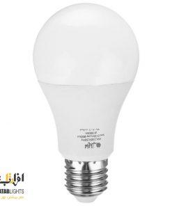 لامپ ال ای دی حبابی 9 وات افراتاب