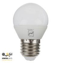 لامپ ال ای دی حبابی 5 وات افراتاب