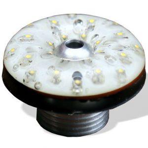 چراغ فواره ای 1.5W عدسی داخل (لوله 1/2 اینچ)