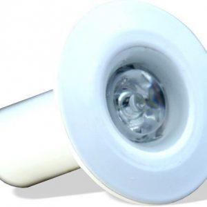 چراغ توکار استخری 1 وات تک رنگ